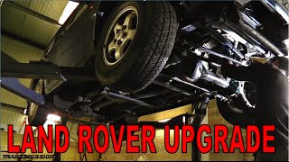 #13 Upgrading a Discovery TD5 - Land Rover