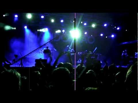 Mando Diao - Dance With Somebody @ Live - OAF 11.8.2012