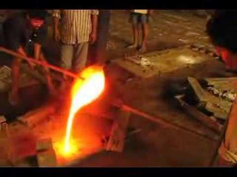 Bangalore Iron Pour