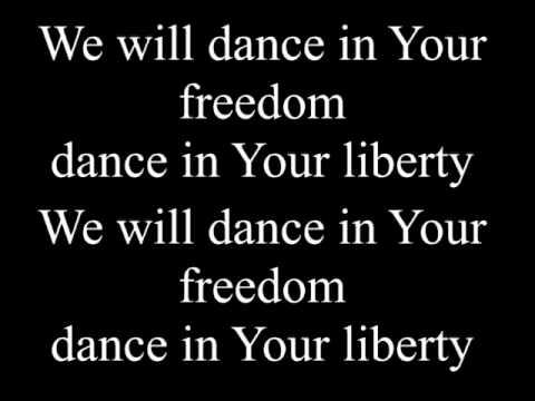 Freedom (lyrics) - Darrel Evans