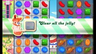 Candy Crush Saga Level 597 walkthrough (no boosters)