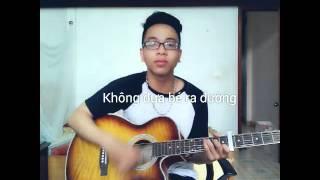 Gấu ơi mình đang sao thế ? guitar cover by Dương Dikey