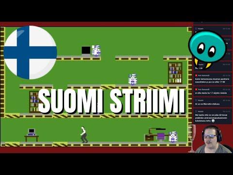 SpiderMwan suomenkielinen striimi