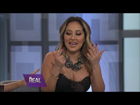 Adrienne Bailon talks about her tattoo