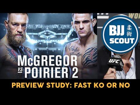 BJJ Scout: Conor McGregor v Dustin Poirier 2 Preview Study: Defensive Choices Matter