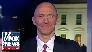 Will Carter Page now learn why the FBI spied on him?