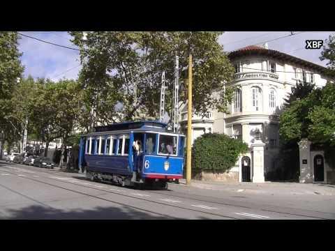Tramvia Blau - Barcelona [HD]
