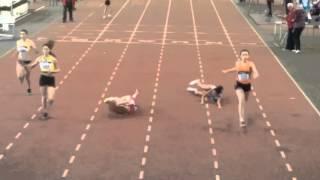60 m Final Girls Dobrich 2016