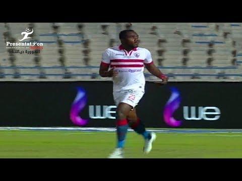 أهداف مباراة النصر 1 - 2 الزمالك | الجولة الـ 26 الدوري المصري