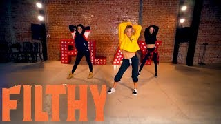 "Justin Timberlake - ""Filthy"" (Dance Tutorial) 