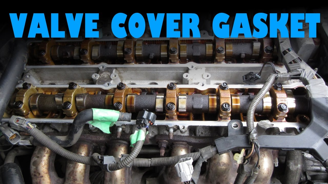 medium resolution of 2jz valve cover gasket and spark plugs lexus gs300 and is300
