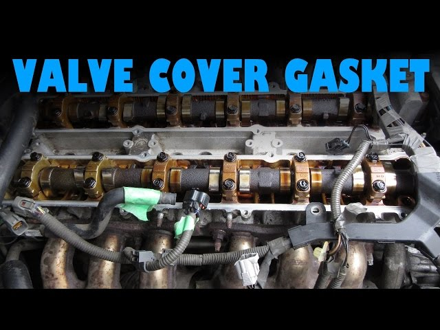 Valve Cover and Spark Plug Replacement 13 Steps – Dodge Mins Wiring Harness Under Valve Cover