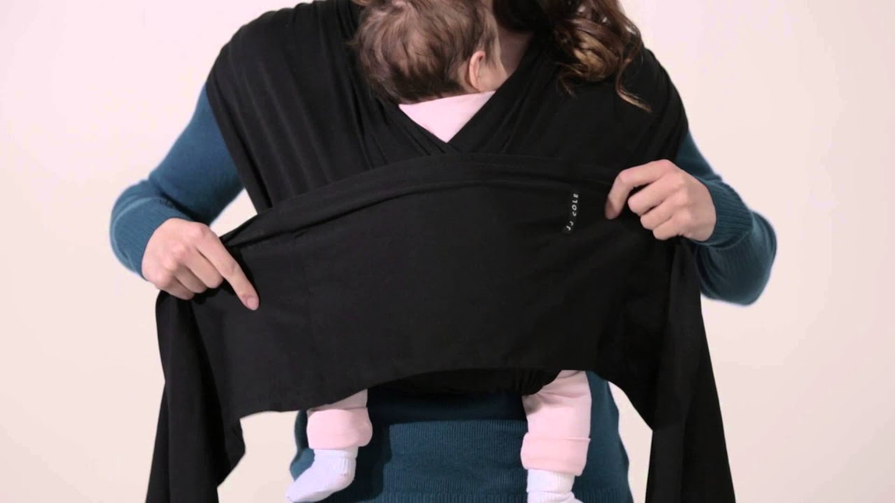Jj Cole Agility Baby Carrier How To Use All Positions Youtube