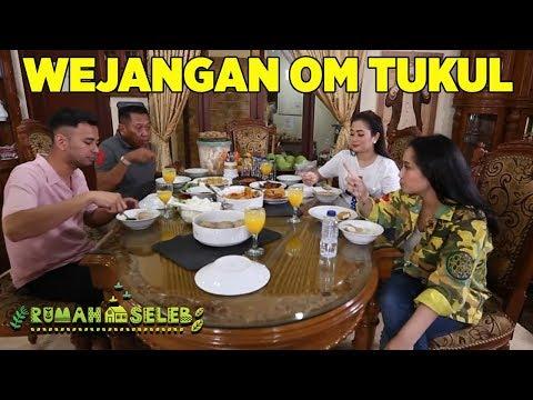 Raffi Gigi Dapat Banyak Wejangan Dari Tukul Arwana - Rumah Seleb (8/10) PART 7