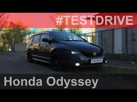 #TESTDRIVE Honda Odyssey RB1 [2003]