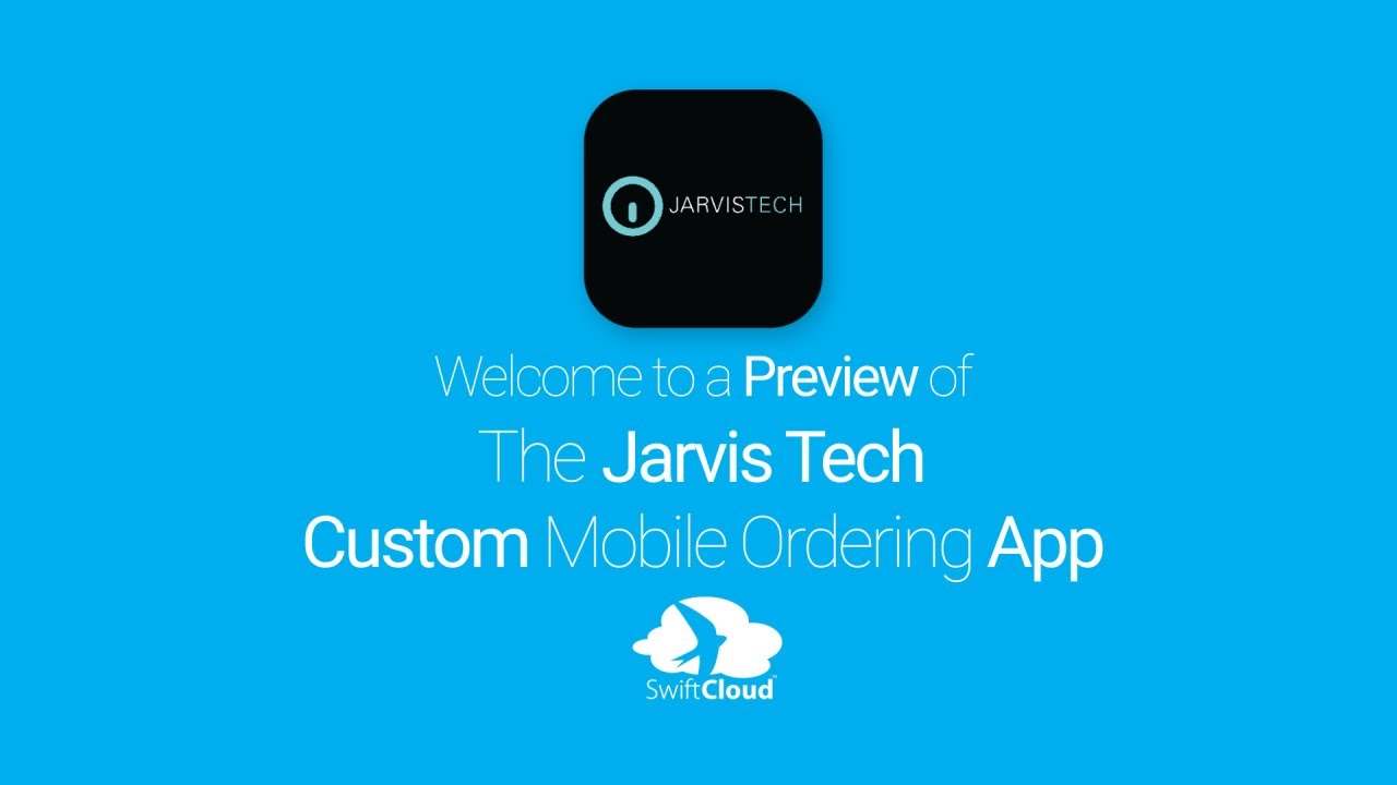 Jarvis Tech - Mobile App Preview - JAR848W