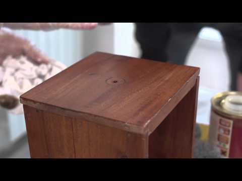 Rénover un meuble ancien