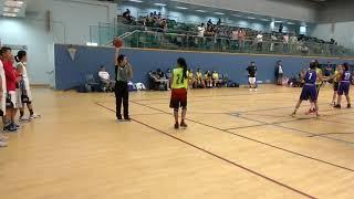 Publication Date: 2019-08-19 | Video Title: 康文盃籃球錦標賽女子小童組比賽:聖博德學校 VS CUBE
