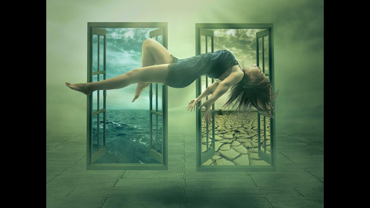 Lucid Dreams  Deep Sleep Music Theta Rhythm With Natural -4733