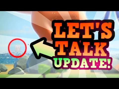 LET'S TALK UPDATE :: Leaks, Expectations, & Ship? Clash Of Clans
