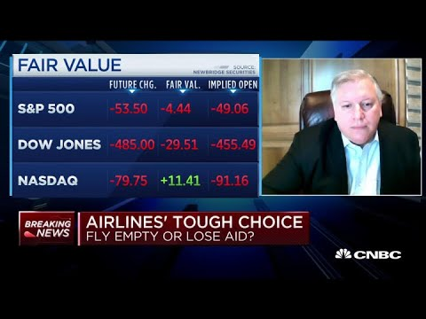 Government bailout terms for airlines are 'quite company friendly': Expert