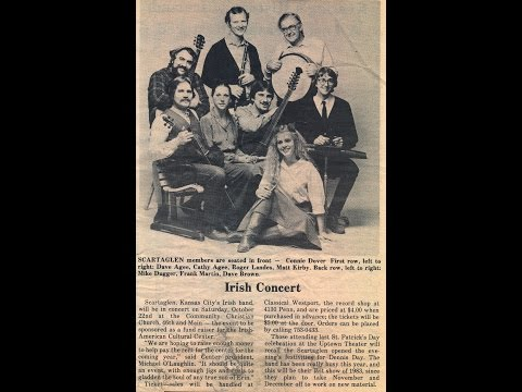 Kansas City Irish #6, Scartaglen, Dave Brown, 80's music revival