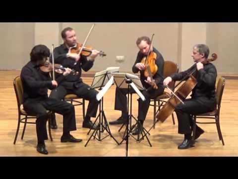 Tchaikovsky - String Quartet, No. 1 Op. 11 - ZAGREB QUARTET