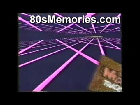Night Tracks - Music videos 1980s - WTBS network - Intro