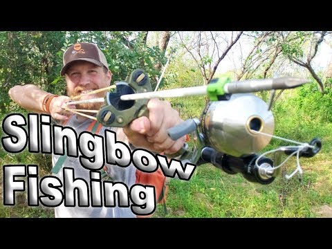 Slingbow Fishing Attempt /Day 4 Of 30 Day Survival Challenge Texas