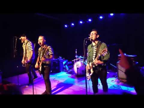 The Manges [LIVE @ Fubar 2-17-17] - Barrage Of Hate & The Last Of The Savages