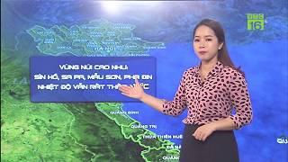 Dự báo thời tiết 20/10/2019 | Không khí lạnh bổ sung, vùng núi 15 độ | VTC16