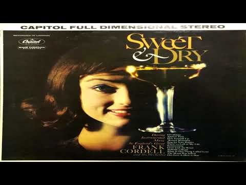Frank Cordell -  Sweet and Dry GMB