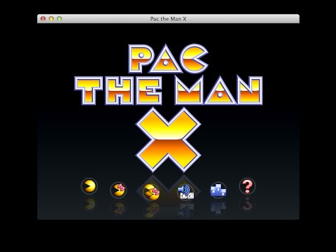 Pac the Man X for Mac OS X