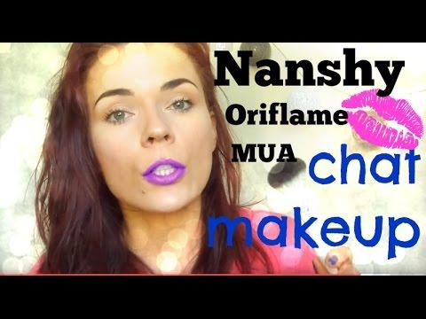 CHAT MAKEUP Testujemy NANSHY LUXURY BRUSH Oriflame Ever Lasting MUA Blush