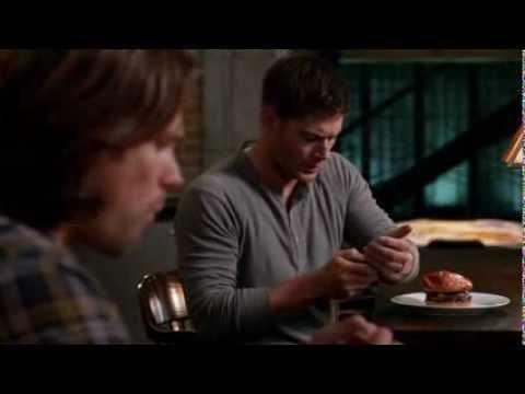 Supernatural s08e14 - Dean's burgers (HD)