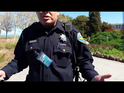 SFPD harass photographer in public area for filming and taking pictures