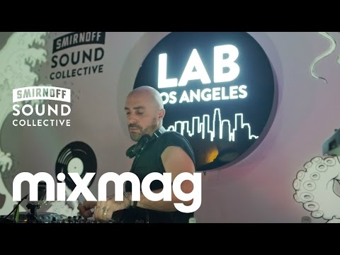 TECHNASIA rollin' house & tech DJ set in The Lab LA