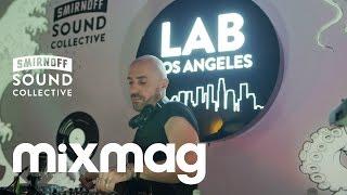 TECHNASIA rollin' house & tech DJ set in The Lab LA