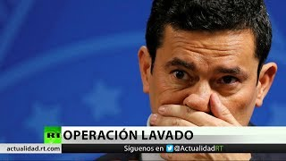 Salpicado por nueva filtración de 'Lava Jato' Moro comparece en Senado