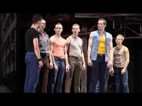 West Side Story - original Broadway production - US cast