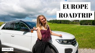 EP 24: EUROPEAN ROAD TRIP | Renting a car in Europe