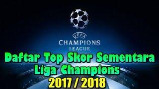 Download Video WAJIB TONTON! Berikut Daftar Top Skor Sementara Liga Champions 2017/2018, Pemain Favorit Anda? MP3 3GP MP4