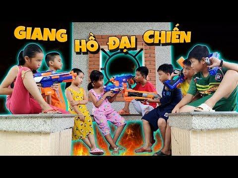 Tony | Dẫn Team Đi Quay Phim Cho Lễ Noel - Đại Tỉ Giang Hồ