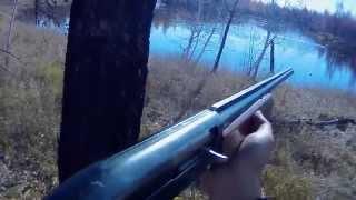 Любительская охота на уток в Якутии(Видео подготовлено для участия в конкурсе