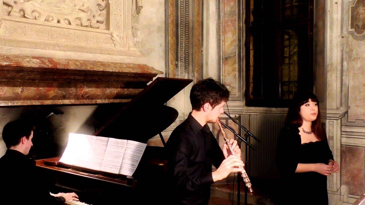 André Caplet - Viens, une flûte invisible soupire