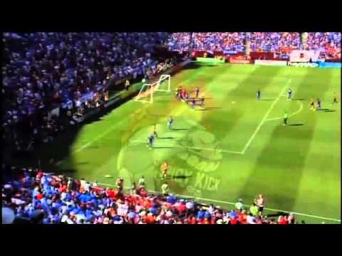 El Salvador vs Spain (0-2) All Goals & Highlights 07.06.2014