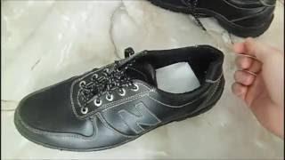 Чем и как убрать запах из обуви. Способ 3