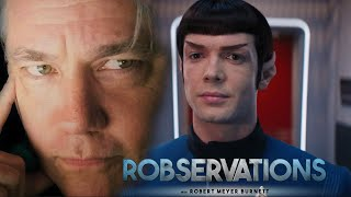 THE VERY LAST STAR TREK: DISCOVERY DISCUSSION...EVER! - ROBSERVATIONS Live Chat #98