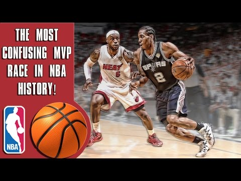 The most confusing MVP race in NBA history!