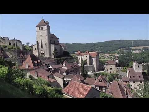 Saint-Cirq-Lapopie, one of the most beautiful villages in France